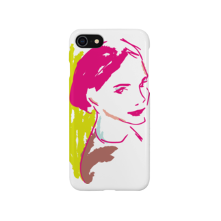 sumireiro01の美女42 Smartphone cases