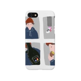 君の好きなところ Smartphone cases