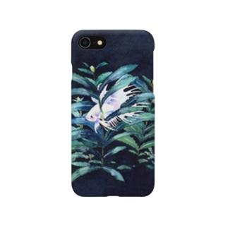 ブセとクラウンテールベタ Smartphone cases