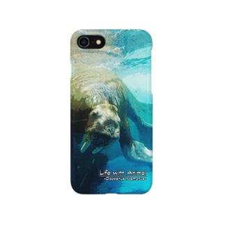 セイウチさん Smartphone cases