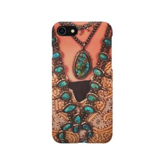 ボホ Smartphone cases