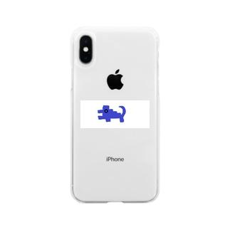 かいだんかいじゅう  Soft clear smartphone cases