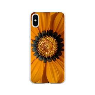 元気印!! Soft clear smartphone cases
