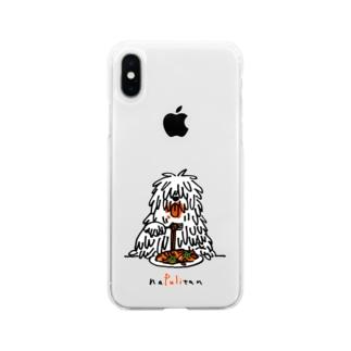 ナプーリータン Soft clear smartphone cases