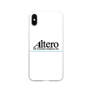 Altero Custom Guitars02 Soft clear smartphone cases