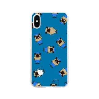 トント(Tonto) Soft clear smartphone cases