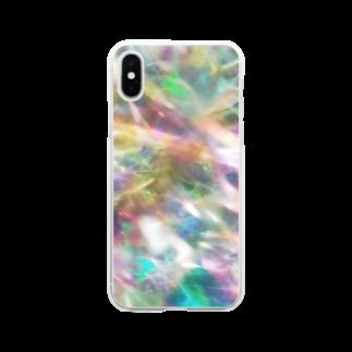 Re:Morayのきらきら Soft clear smartphone cases