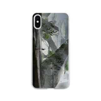 aquarium Soft clear smartphone cases
