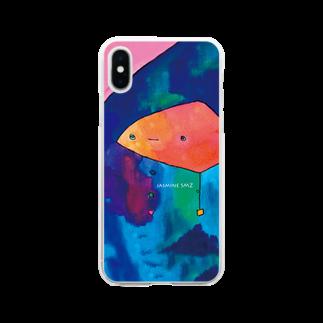 milnilのraintea Soft clear smartphone cases