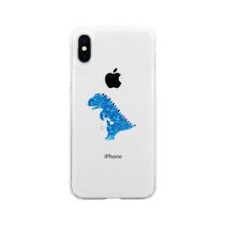 黒いiPhone用ケース Soft clear smartphone cases