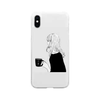 Wanna be your cup of tea Soft clear smartphone cases