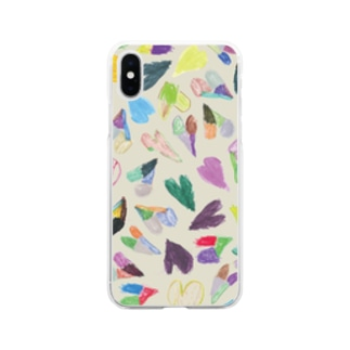 LOVE TILE Soft clear smartphone cases