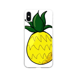 MADE IN HAWAII Soft clear smartphone cases