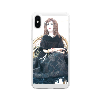 Re:Morayのおにんぎょさん Soft clear smartphone cases