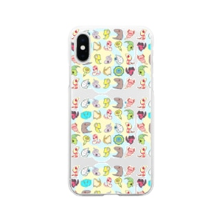 fantastic partners Soft clear smartphone cases