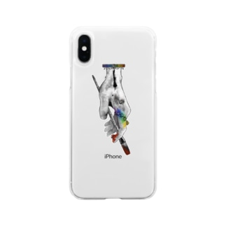 ladybug-ring Soft clear smartphone cases