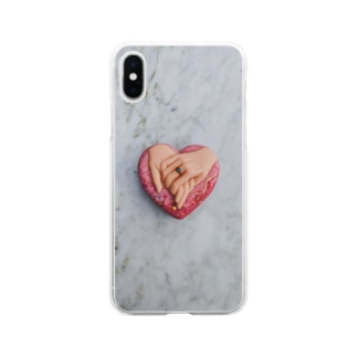 When You're Sad Soft clear smartphone cases