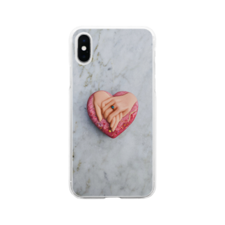 ekot spectrum works のWhen You're Sad Soft clear smartphone cases