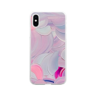 claire Soft clear smartphone cases