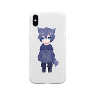 ちいさいるびぃ Soft clear smartphone cases