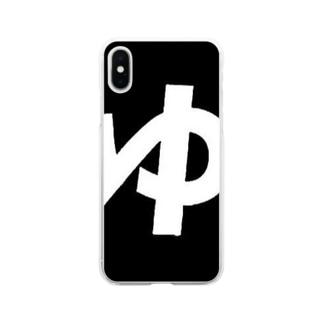 ゆいチロ君の「ゆ」 Soft clear smartphone cases