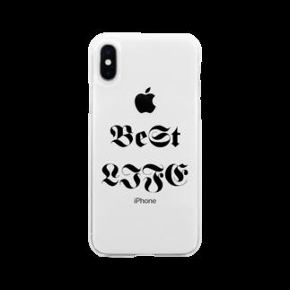 GenussmittelのBestLifeグッズ2 Soft clear smartphone cases