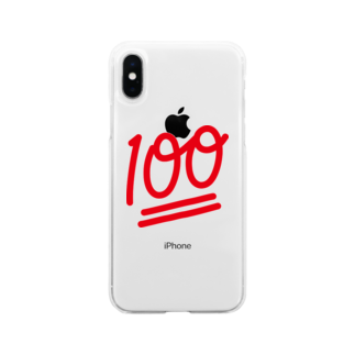 stickysyrupsの100点 Soft clear smartphone cases