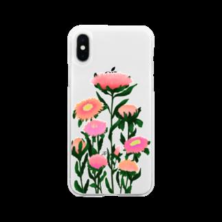 琉璃色クリエイトの私は変わるわ Soft clear smartphone cases