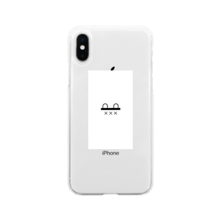 Xoxoのxoxo Soft clear smartphone cases
