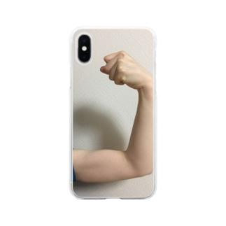 淑女 Soft clear smartphone cases
