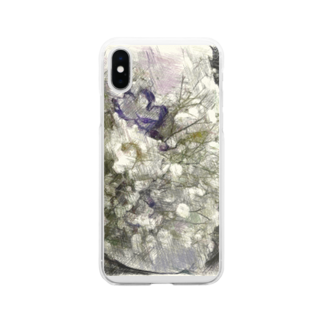 Lost'knotの遺族ヘノ餞 Soft clear smartphone cases