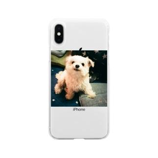 熊吉 Soft clear smartphone cases