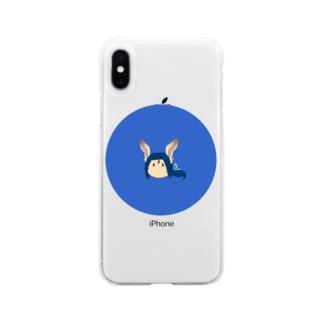 百環 Soft clear smartphone cases