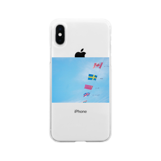 uear___の有名な Soft clear smartphone cases