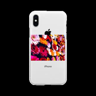 galah_addの二月。我々(と私はペンで書いた) Soft clear smartphone cases