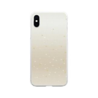 きんきらなスマートフォンケース Soft clear smartphone cases