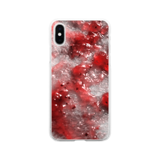 In_My_SpaceのMake a JAM Soft clear smartphone cases