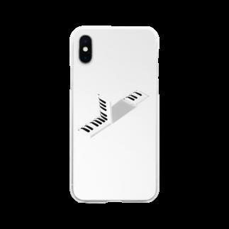 ヒサノモトヒロのピアノ Soft clear smartphone cases