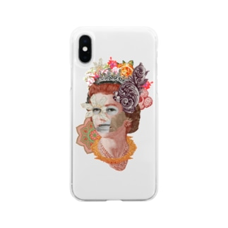 Money Queen Soft clear smartphone cases
