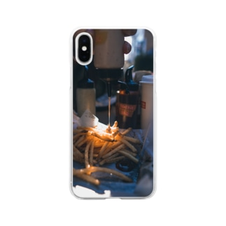POTATO  Soft clear smartphone cases