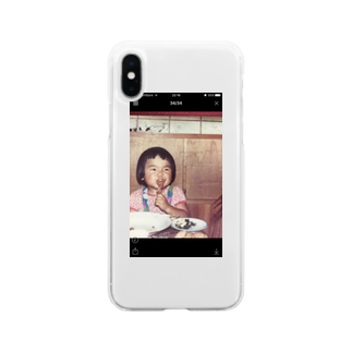 shima55の思い出 Soft clear smartphone cases