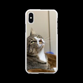 ふぁぼまるのはもまる Soft clear smartphone cases