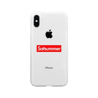 Satsummer Soft clear smartphone cases