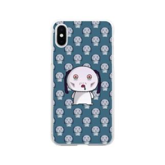 うさみん〜番長と仲間たち〜 Soft clear smartphone cases