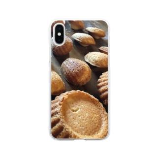 madeleine Soft clear smartphone cases