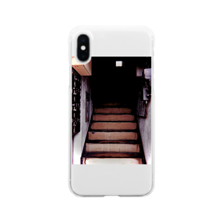 galah_addのいまはもうない Soft clear smartphone cases
