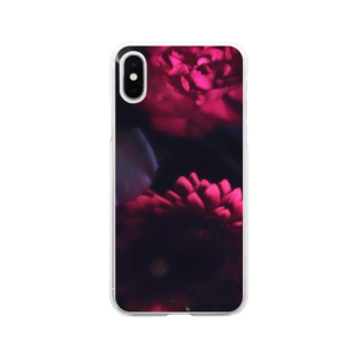 o2ixuのphoto' series. Soft clear smartphone cases