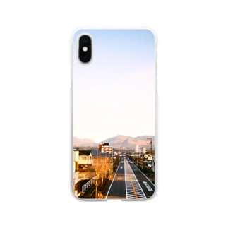 photo' series. Soft clear smartphone cases