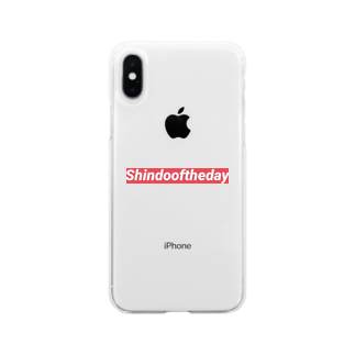 Shindo Of The DayのShindooftheday Soft clear smartphone cases