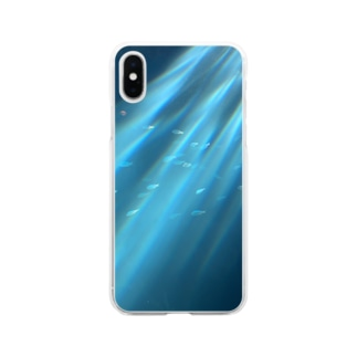 Sunshine Soft clear smartphone cases